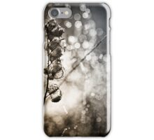 The last gasp of summer iPhone Case/Skin