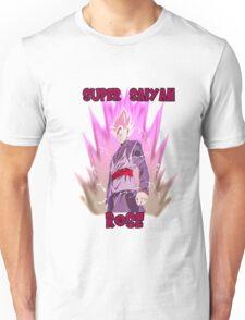 Awesome Super Saiyan Rose Black Goku  Unisex T-Shirt