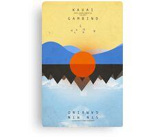 KAUAI Chained Canvas Print