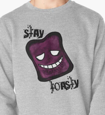 Stay Toasty - Purple Pullover