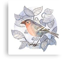 One Of The Birds Canvas Print