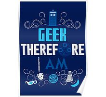 Who's Geeky? Poster