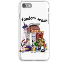Fandom Trash Mascot iPhone Case/Skin