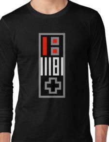 NES Controller Long Sleeve T-Shirt