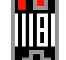 NES Controller by spritepix