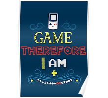 I Game Poster