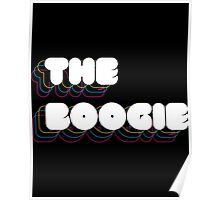 The Boogie Poster