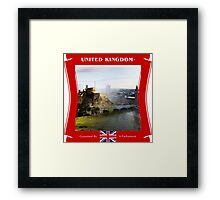 United Kingdom - Governed By A Parliament Framed Print