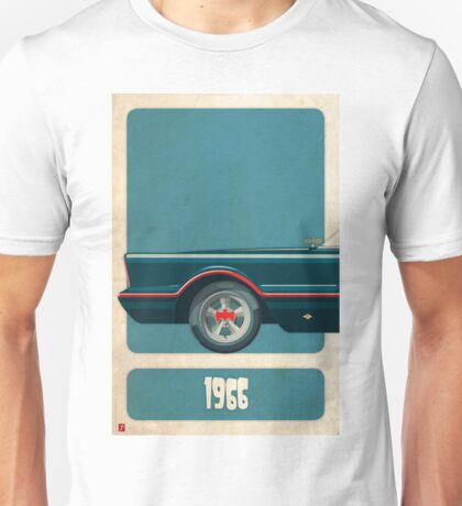 Batmobile 66 part I of III Unisex T-Shirt