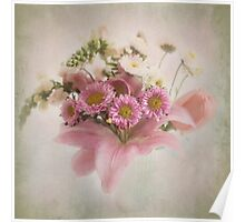 A Spring Bouquet Poster