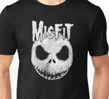 The Misfit Of Christmas Town Unisex T-Shirt