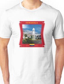 Venezuela - Named Venice Unisex T-Shirt