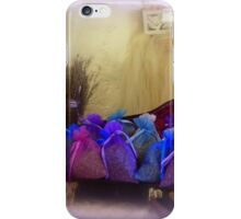 Lavender Bags iPhone Case/Skin