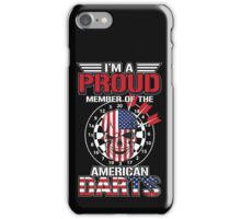 Member of the American  iPhone Case/Skin