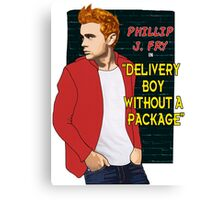 Space Package 3000 Canvas Print