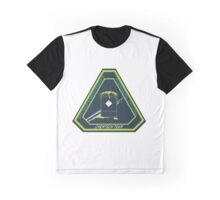 Chemtrail Technical and Maintenance Team Graphic T-Shirt