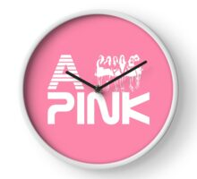 Apink,에이핑크,KPOP,logo vector art Clock