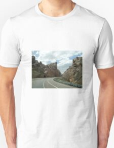 Long Lonely Road Unisex T-Shirt