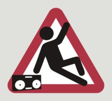 Caution: Breakdancing  by kmtnewsman