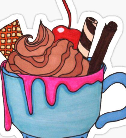 Dessert Time Sticker