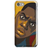 Notorious B.I.G. Illustration iPhone Case/Skin