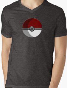 Pokeball  Mens V-Neck T-Shirt