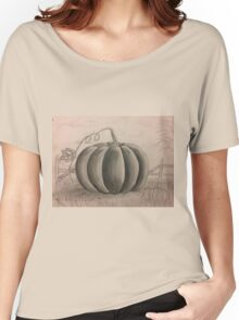 Pumpkin Women's Relaxed Fit T-Shirt