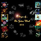 Zodiac Wheel by Trinton TrinityHawk Garrett