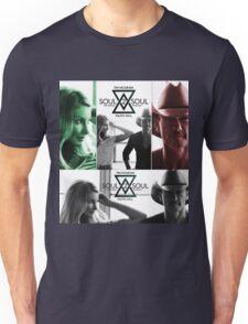 TIM MCGRAW - FAITH HILL SOUL 2 SOUL WORLD TOUR 2017 SPECIAL COVER Unisex T-Shirt