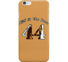 (Wearing) the 44 iPhone Case/Skin