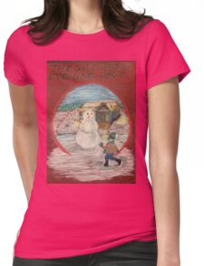 Saturday Evening Post Womens Fitted T-Shirt
