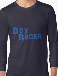 Boy racer Long Sleeve T-Shirt