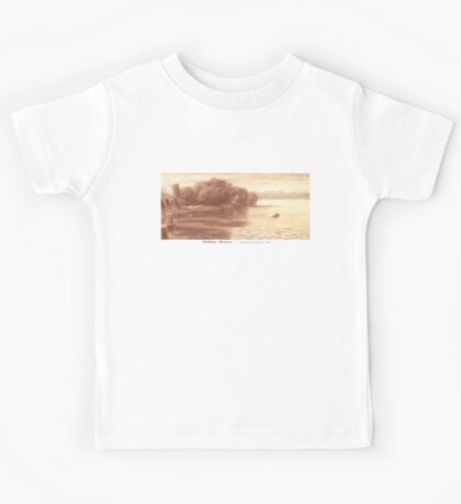 White River - Indianapolis, IN Kids Tee