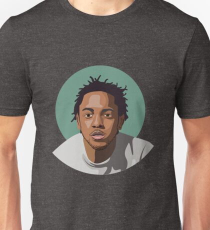 Kendrick Lamar Illustration Unisex T-Shirt
