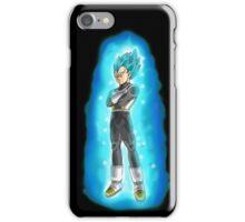 vegeta super saiyan blue iPhone Case/Skin