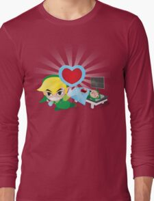 Dr. Link Long Sleeve T-Shirt