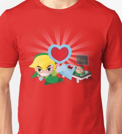 Dr. Link Unisex T-Shirt