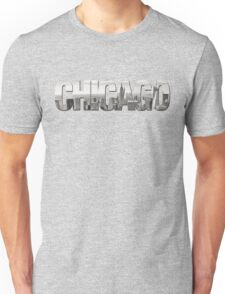 Chicago Wrong Skyline Unisex T-Shirt