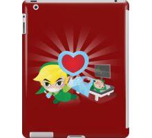 Dr. Link iPad Case/Skin