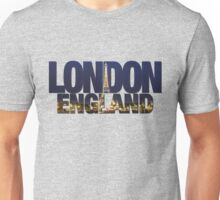 London - Wrong Skyline Unisex T-Shirt