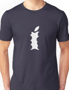 Apple Core Logo for Android Fans Unisex T-Shirt