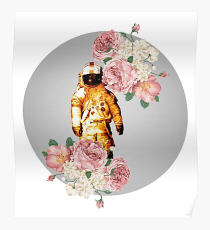Deja Entendu - Flowers Poster