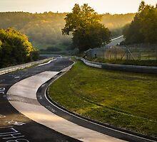 Karussel at Dawn by BridgeToGantry