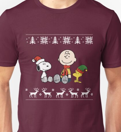 Charlie Brown Christmas Unisex T-Shirt