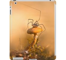 This way! This way! iPad Case/Skin