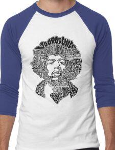 Jimi Hendrix - VooDoo Chile Men's Baseball ¾ T-Shirt