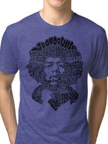 Jimi Hendrix - VooDoo Chile Tri-blend T-Shirt