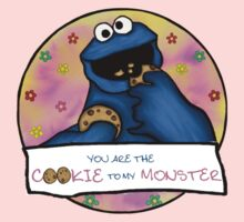 You are the Cookie to my Monster Kids Tee
