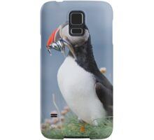 Atlantic puffin (Fratercula arctica) Samsung Galaxy Case/Skin