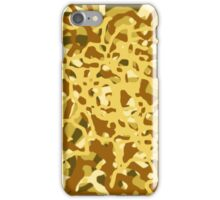Autumn Shades Abstract Pattern iPhone Case/Skin